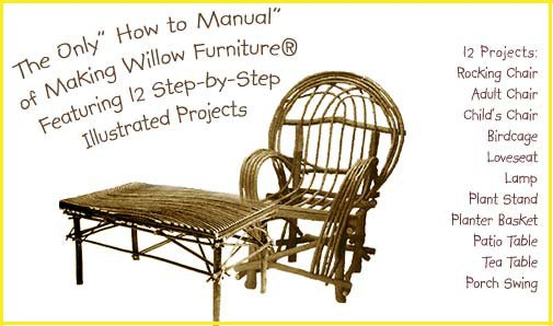 How to make a willow fence
